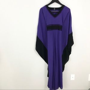 Rachel Zoe Dresses - Rachel Zoe Small Kimono Maxi Dress Gown